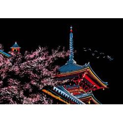 Sakura- Collection de 4...