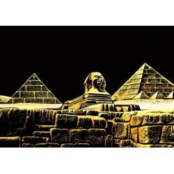 Histoires - Collection de 4 cartes postales