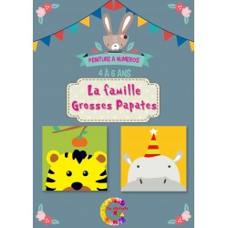 Famille grosses papates -...