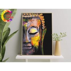 Peinture à numéros - Bouddha