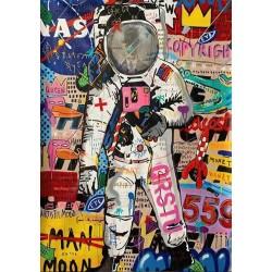 Peinture à numéros - Astronaute (exclusivité)